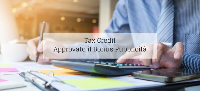 Bonus Pubblicità: Se Investi sulla Stampa online hai diritto al Credito d'Imposta