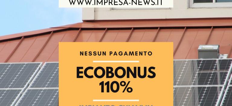 Super Eco bonus 110% – Approvato Definitivamente